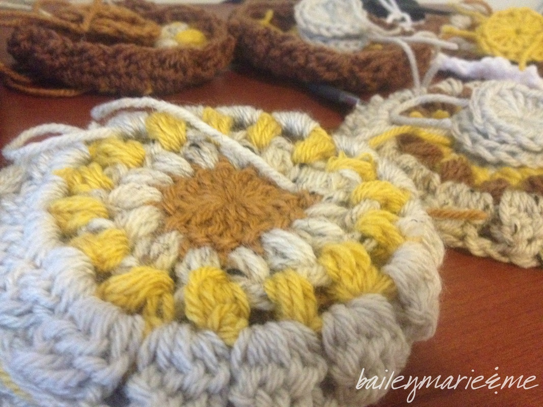 Granny Squares | Bailey Marie and Me